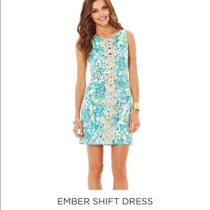 Lilly Pulitzer Dresses & Skirts - Lilly Pulitzer ember shift dress Everglades 0