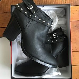 Urban Outfitters Shoes - NIB G by Guess vegan studded booties