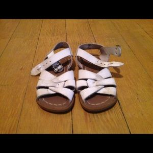 Salt Water Sandals by Hoy Other - White salt water size 7