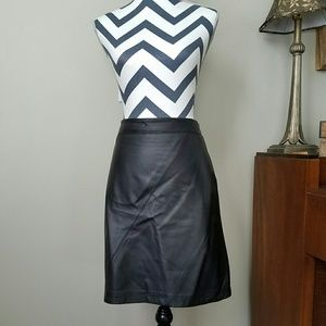Valerie Stevens Dresses & Skirts - Genuine leather skirt