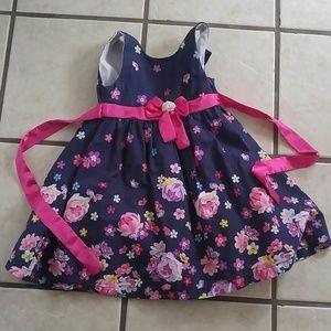 Nannette Other - Girl's formal flower dress