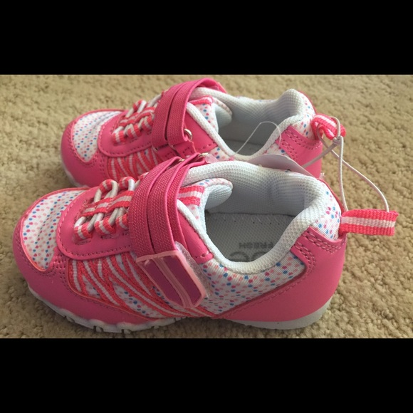 57% off Joe Fresh Other - NWT Girls Infant/ Toddler Shoes ...
