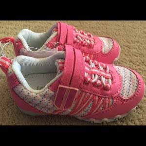 NWT Girls Infant/ Toddler Shoes
