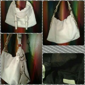 Hogan Handbags - Hogan Scout Buckle Shoulder Bag