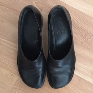 Franco Sarto Shoes - Franco Sarto 'Flex' black leather size 7.5 Good