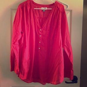 Pink Tunic XXL