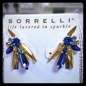Sorrelli Sweet Sapphire Earrings