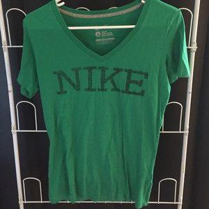 Nike V-neck tank