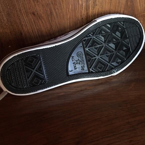 Zapatos Niños Converse Tamaño 3 uhmpBfYN
