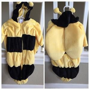 Gymboree Other - Bumble bee baby bunting