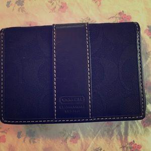 Coach Handbags - Small COACH card case wallet