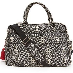 Southern Girl Fashion Handbags - DUFFLE BAG Bohemian Weekender Convertible Shoulder