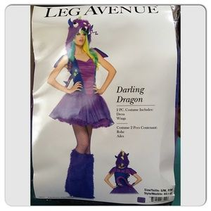 Darling Dragon 2PC. Costume. S/M