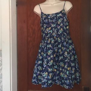 piko 1988 Dresses & Skirts - Blue Floral Sundress
