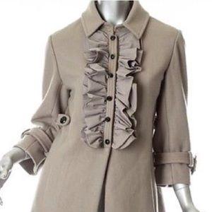 Manoush wool coat, size 8, EUC