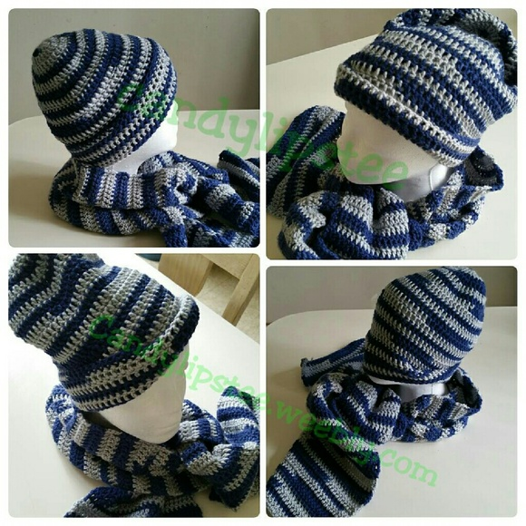 Candylipstee Accessories Dallas Cowboys Hat Crochet Poshmark