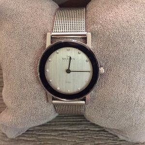 Skagen Accessories - Skagen silver crystal watch