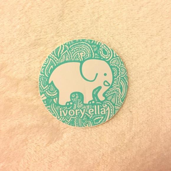 47731d3fa Ivory ella Other - Ivory Ella Sticker