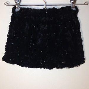 Little Lass Other - Little Lass Faux Fur Skirt