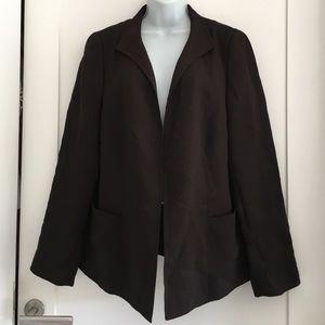 Akris Jackets & Blazers - Akris Black Jacket size 14 US