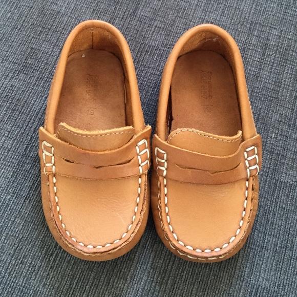 Zara Shoes | Zara Baby Leather Loafers