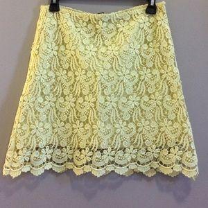 55 Off Zara Dresses Amp Skirts Zara Cobalt Crochet Floral