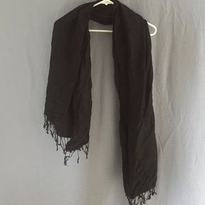 Accessories - Black scarf. Never worn.