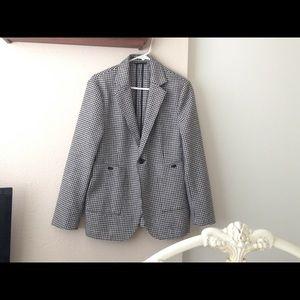 Camo Jackets & Blazers - CAMO by Stefano Ughetti Houndstooth blazer