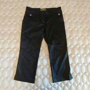 Dolce and Gabbana black pant