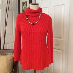 LAUREN by Ralph Lauren Cowl Neck Sweater