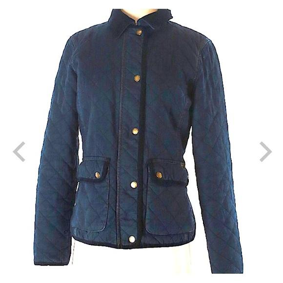 85% off Lauren Ralph Lauren Jackets & Blazers - LRL Ralph Lauren ... : quilted ralph lauren jacket - Adamdwight.com