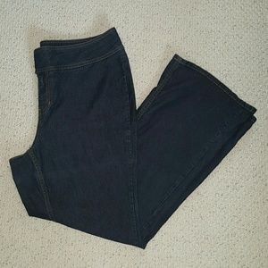 Bisou Bisou Denim - Black Bootcut Jeans