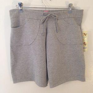 Angels Pants - Gray Shorts