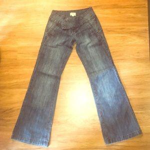 Heritage 1981 Denim - Heritage wide leg jeans SZ 1