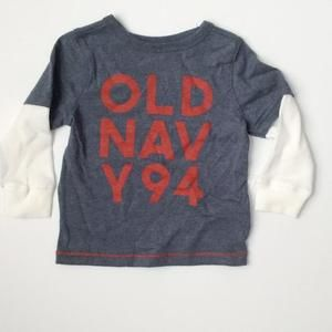 Old Navy Other - NWT Old Navy gray shirt with thermal sleeves