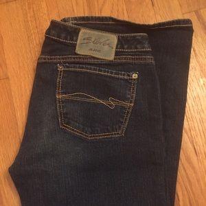 82% off Silver Jeans Denim - Silver jeans Eden 34/33 regular flare