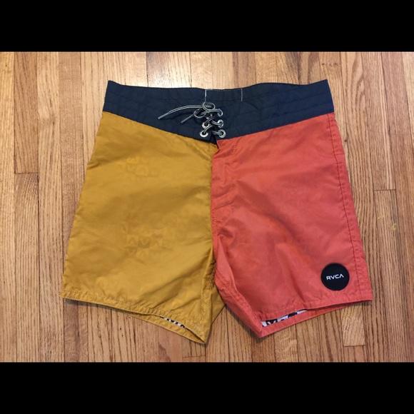 997cb812ca RVCA Shorts | Nwt X Birdwell Board | Poshmark