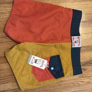 368a68571c RVCA Shorts - NWT RVCA x Birdwell Board Shorts