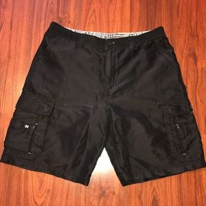 Quiksilver Other - 100% Polyester Black Shorts