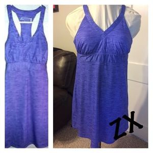 ZeroXposur Other - ZEROXPOSUR workout dress NWOT