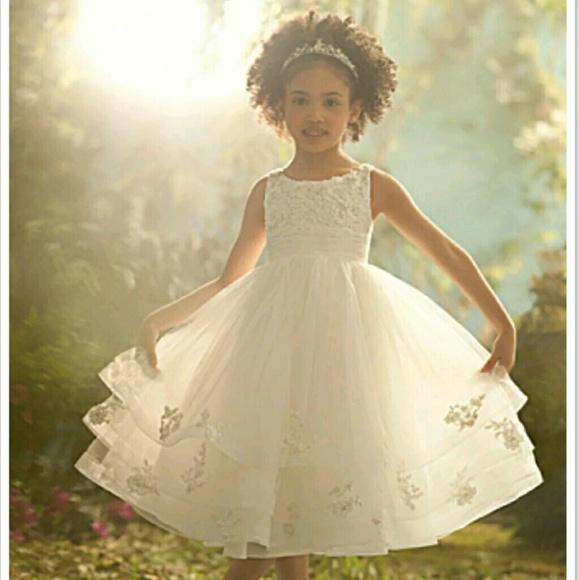 Alfred Angelo Flower Girl Dresses
