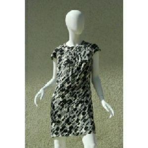 Micheal Kors Dress Geometric Print Dress