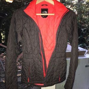 North Face Thermoball Snow Jacket