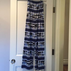 Other - Strapless girl's jumpsuit