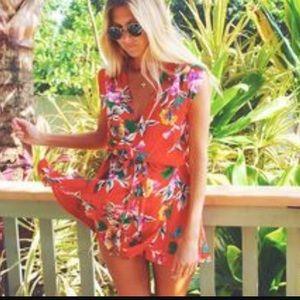 Yumi Kim Tropical Dress