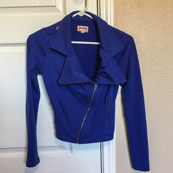 Mudd Jackets & Coats - Mudd Crop Jacket