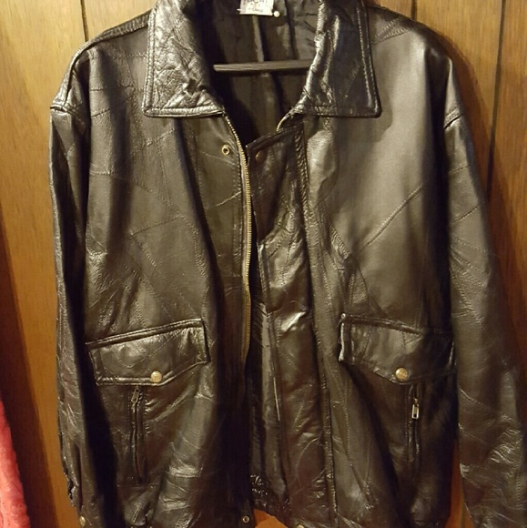 75% off flight path Other - Men&39s leather jacket from Pat&39s closet