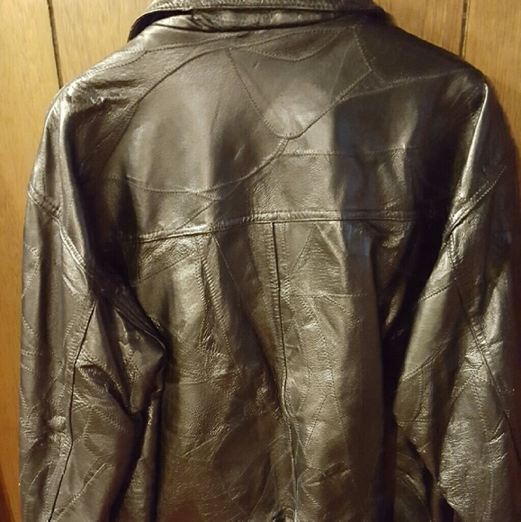 83% off flight path Other - Men's leather jacket from Cheryl's ...
