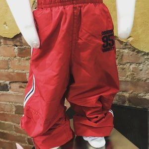 Osh Kosh Other - •Lined Windbreaker Pants•