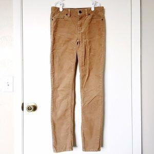 J. Crew Factory Pants - J.Crew Factory midrise skinny corduroy pants